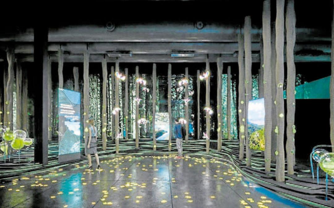 El pabellón español en la Expo de Dubai 2020, utilizará nuestro aditivo CO2pure
