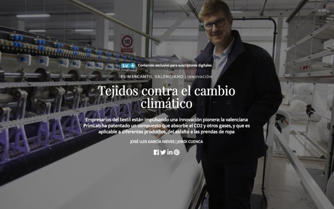 Primlab Global – Levante Mercantil: Tejidos contra el cambio climático