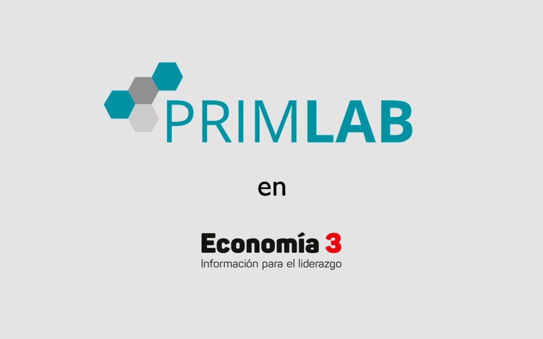 Primlab Global en Economía3.com: El laboratorio alicantino que ha logrado que la ropa elimine CO2